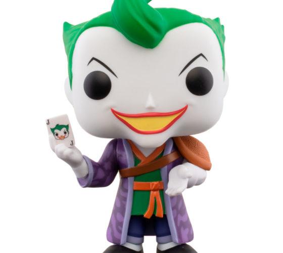 Figurine Funko POP DC Comics Imperial Palace Joker
