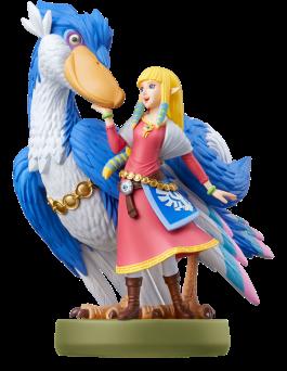 amiibo The Legend of Zelda Skyward Sword Character – Zelda + Loftwing