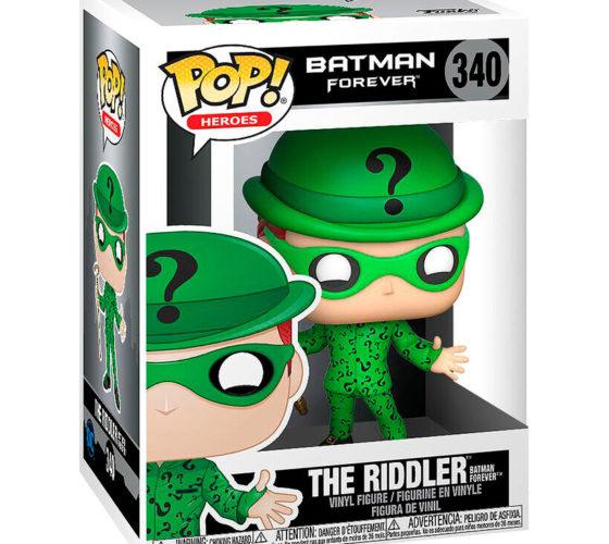 Figurine Funko POP DC Comics Batman Forever Riddler