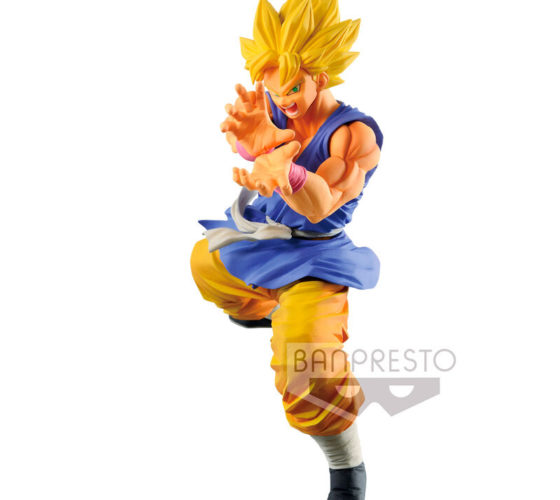 Figurine Super Saiyan Son Goku Dragon Ball GT Ultimate Soldiers 15cm