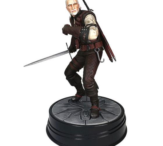 Figurine Geralt de Rive The Witcher 3: Wild Hunt 20cm