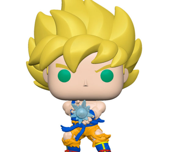 Pré commande Funko POP Dragon Ball Z Serie 9 Super Saiyan Goku Kamehameha Wave