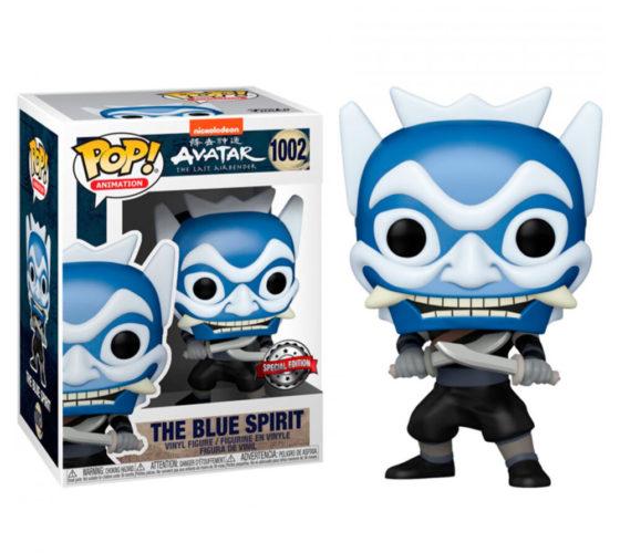 Figurine Funko POP Avatar The Last Airbender The Blue Spirit Exclusive