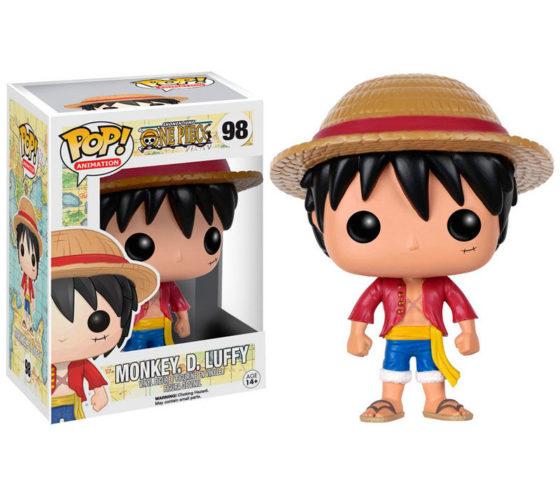 Figurine Funko POP One Piece Monkey D. Luffy