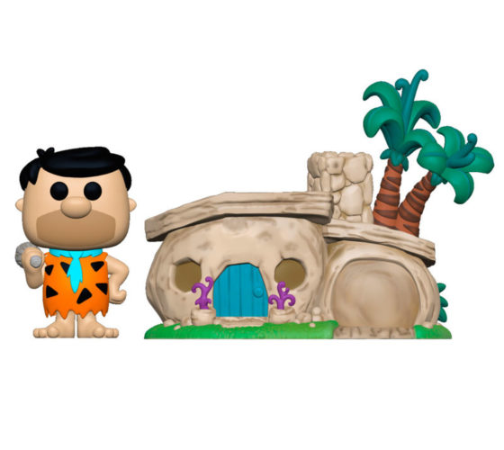 Figurine Funko POP Les Pierrafeu Home