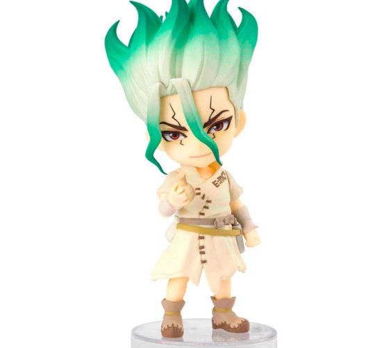 Figurine Ishigami Senku Dr. Stone 9cm Figuarts mini