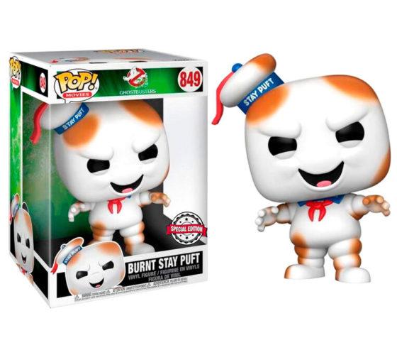 Figurine Funko POP Ghostbusters Burnt Stay Puft 25cm