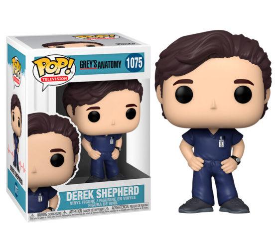 Figurine Funko POP Grey s Anatomy Derek Shepherd