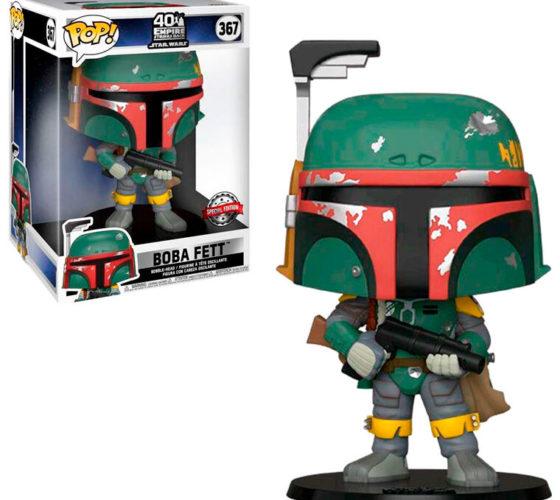 Figurine Funko POP Star Wars Boba Fett Exclusive 25cm