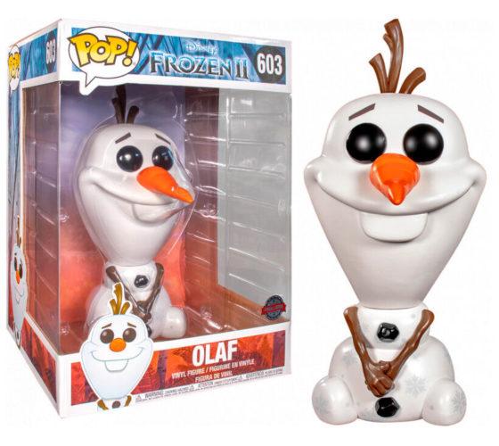 Figurine Funko POP Disney Frozen 2 Olaf Exclusive 25cm