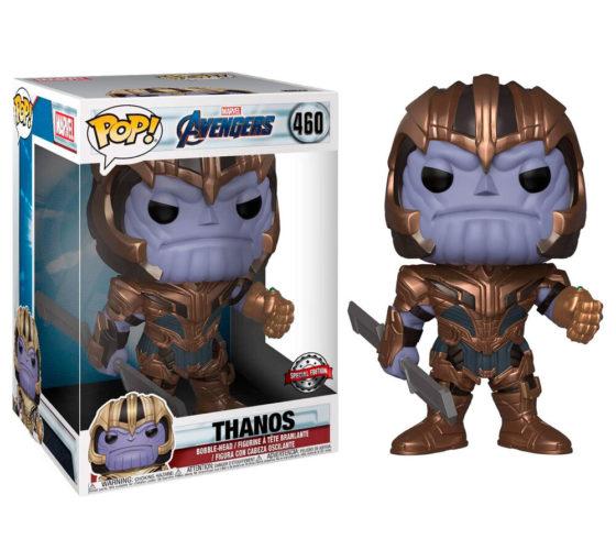 Figurine Funko POP Marvel Avengers Endgame Thanos Exclusive 25cm