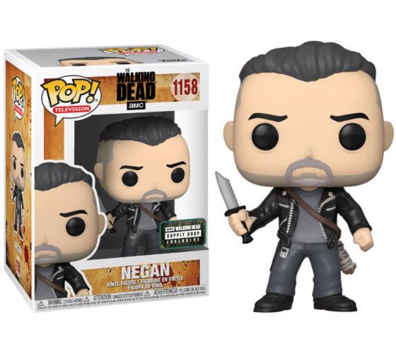 Figurine Funko POP Walking Dead Negan Exclusive